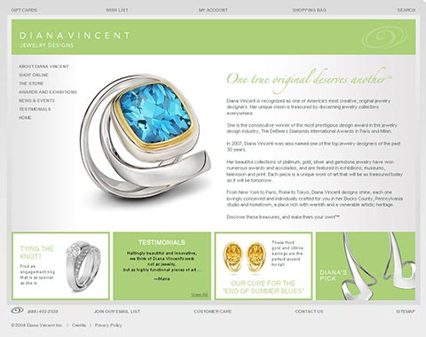 Diana Vincent Jewelers