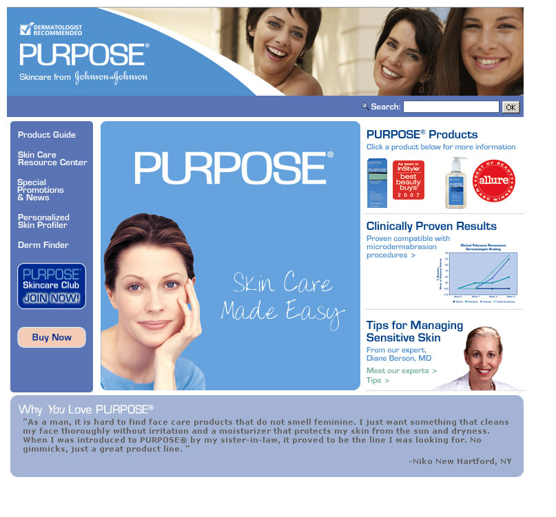 Purpose Skin Care